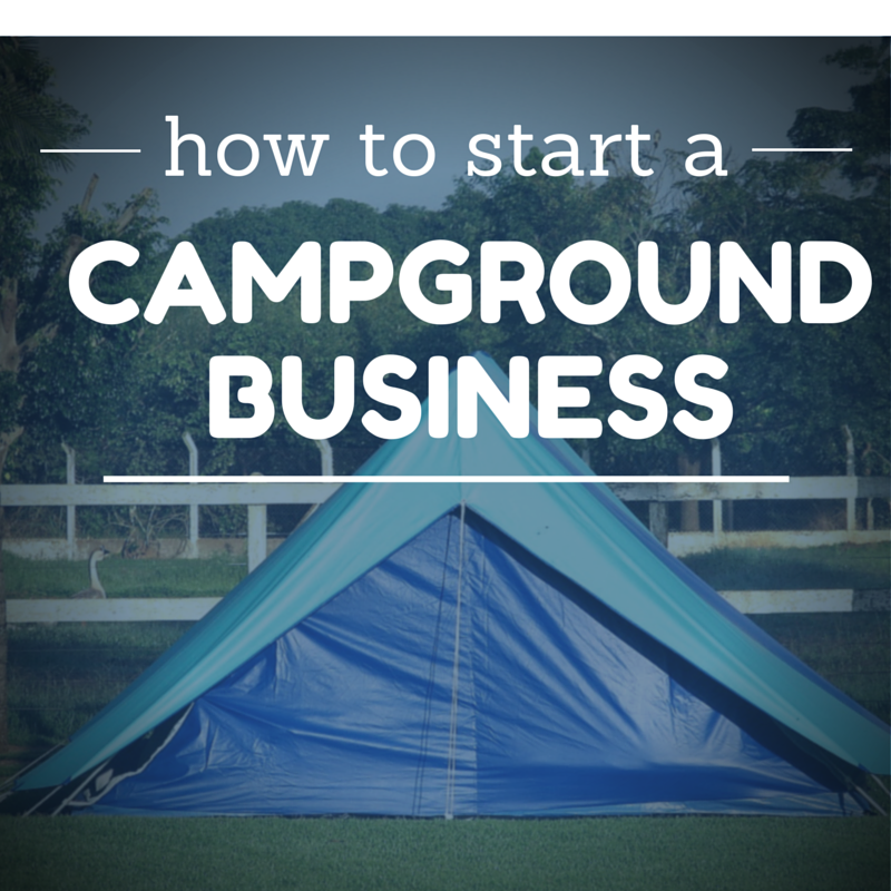 camping business ideas