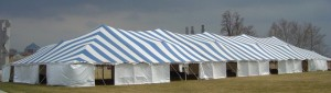 event organizer tent rental