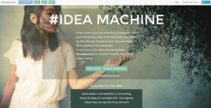 Idea Machine Business Idea Competition