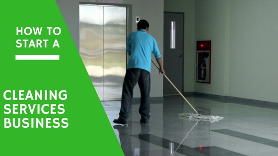 Learn how to start your own cleaning services business