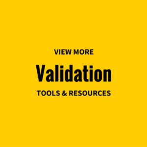view-more-validation-tools-resources
